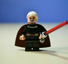 Lego Count Dooku 75017 Duel on Geonosis Star Wars Minifigure RARE