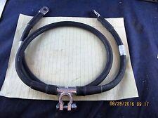 1 Gage 46� Negative Starter Cable Multi Battery Jlg, SkyTrak, Lull, [E1S3]