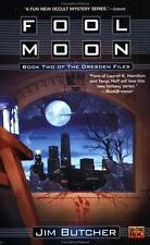 Fool Moon (The Dresden Files, Book 2) by Jim Butcher, Good Book