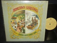 "Original Silver Cornet Band ""Hometown Christmas"" LP in SHRINK"
