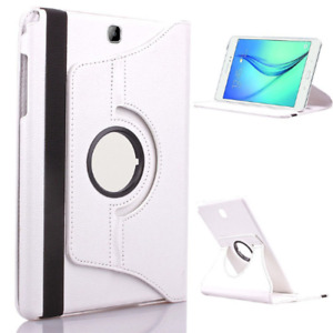 360 Rotating PU Leather Case Cover Samsung Galaxy Tab A 9.7 T550/T555/P550/P555