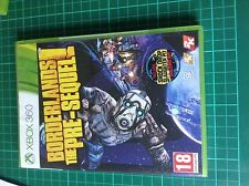 Borderlands The Pre Sequel  BRAND NEW Xbox 360 Italian import plays in english