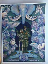 PEARL JAM TOUR SHOW POSTER PHILADELPHIA APRIL 29 2016 by EMEK