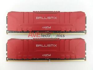 Crucial Billistix 8GB x2 DDR4-3000 BL8G30C15U4R.M8FE1 SODIMM RAM Desktop Memory