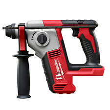 "Milwaukee Tool 2612-20 M18 Cordless 5/8"" SDS Plus Rotary Hammer NEW - bare tool"