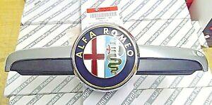 ALFA ROMEO 156 2003on Front Grille Bonnet Badge Emblem & Plinth (OLD STOCK 2NDS)