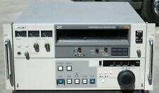 Rack Mount Sony BVU-920 U-Matic 3/4 Video Cassette Player w/ TBC Card