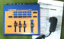 BOSS VT1 Robot VOICE TRANSFORMER vocal vt-1 robotic vocoder effects!