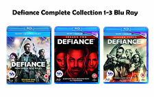 Defiance Complete Collection 1-3 Blu Ray All Seasons 1 2 3 Original UK Release