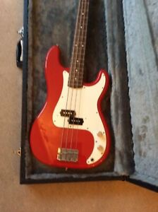 Fender Squier P Bass  Made In Japan.
