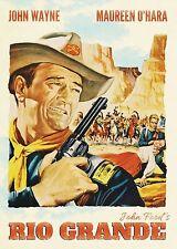 Rio Grande DVD John Wayne, Maureen OHara, Ben Johnson - New & Sealed - Free Ship