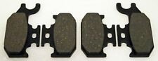 New listing Front Brake Pads For Bombardier Outlander 330 400 650 800 2003 2004 2005 2006