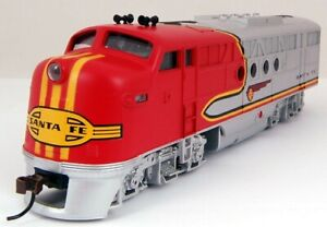 Bachmann HO Scale Train Diesel Locomotive DCC Equipped FT-A Santa Fe Red