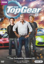 Top Gear - The Complete Season 22 New DVD