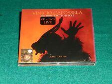 Vinicio Capossela – Nel Niente Sotto Il Sole. Grand Tour 2006  cd + dvd
