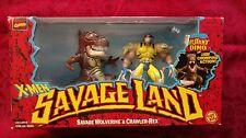X-Men Savage Land Wolverine NIB Toy Biz 1997
