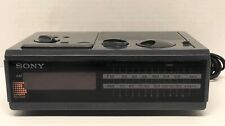 Sony Dream Machine Clock with Alarm - AM / FM Radio