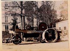 Rouleau à Vapeur c. 1880-90 - Ville de Paris  - 9