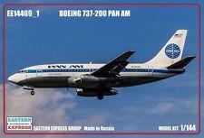 Eastern Express 1/144 Airliner Boeing 737-200 PAN AM EE14469_1