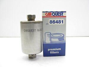 Carquest 86481 Fuel Filter 33481 GF1481 PFB33144