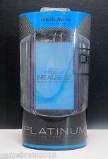 Platinum Pt  Purple Cellphone Case for Google Nexus S  - SNCIOSL