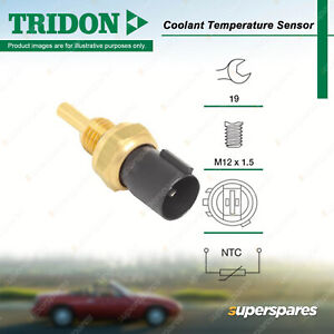 Tridon Coolant Temperature Sensor for Honda Legend NSX Odyssey Prelude S2000