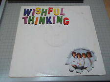 Wishful Thinking Self Titled 1979 German Import LP Global Records FAST SHIPPING!
