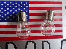 YAMAHA RD400 & DAYTONA SPECIAL TAILLIGHT BULBS 2 PIECE COMPLETE 1976-1979 NEW!!