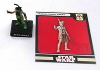Star Wars Miniature: HUMAN FORCE ADEPT # 11A72