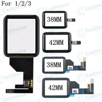 Replacement Touch Glass Screen Digitizer For Apple Watch iWatch Series 1 2 3 LOT