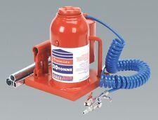 Sealey Bottle Jack 20ton Manual Air Hydraulic AM20
