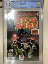 STAR WARS #4 CGC 9.2 PART 4 OF 6 *STAR WARS: A NEW HOPE* MOVIE ADAPTATION 1977