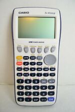 New listing Casio Fx-9750 Gii Graphing Calculator ~ Tested/Works (No Cover)