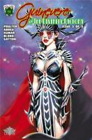 Trinity Cover of Guinevere Divinity Factory #3 / 1 of 150 issued / Magical