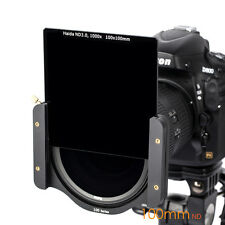 Haida 100mm Square ND3.0 1000x Neutral Density Filter+Holder for DSLR 77mm Lens