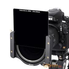 Haida 100mm Square ND3.0 1000x Neutral Density Filter+Holder for DSLR 77mm Lens