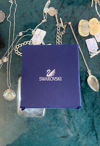 Swarovski Crystal Heart Earrings comes with COA