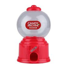 Retro Mini Gumball Candy Dispenser Machine Kids Sweet Toy Vending Gift  GW