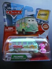 DISNEY PIXAR CARS CHASE FILLMORE WITH ORGANIC GAS CANS NS SAVE 6% GMC