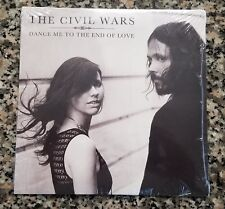 "The Civil Wars 7"" Limited Edition ""Dance me to the end of love"""
