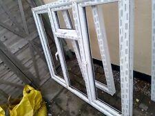 UPVC double glazed window  glass & cill not included . 28 mm dgu