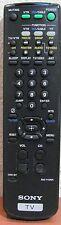 Sony RM-Y136A TV Remote KP35S35 KP41T65 KP46C36 KV27V26 KV27V36 KV35V26 KP53S65
