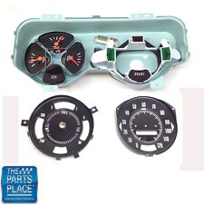 1969-71 GTO / LeMans / Grand Prix Rally Gauge Cluster Conversion Kit