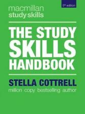 NEW The Study Skills Handbook By Stella Cottrell Paperback Free Shipping