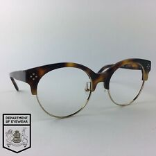 CHLOÉ eyeglasses TORTOISE ROUND glasses frame MOD: CE7045 218