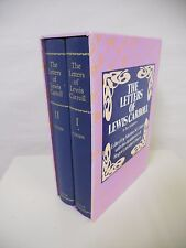 The Letters of Lewis Carroll - NY: Oxford, 1979 - Two Volumes - First Edition