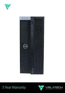 DELL T7820 Workstation 8GB RAM Bronze 3106 3x 2TB & 512GB M4000
