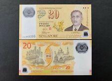 Singapore - 2007 $20 CIA40 | UNC