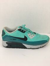new products 679f6 29799 Nike Air Max Mens Shoes 13 LUNAR90 Bleached Turquoise Green