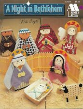 A Night In Bethlehem - Craft Instruction Booklet